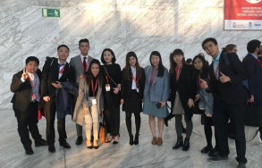Arts students win awards at Model United Nations conferences