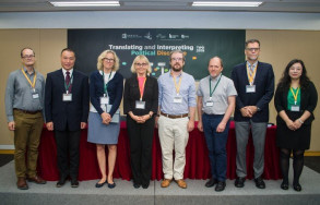 The Faculty of Arts holds international conference on translating and interpreting political discourse