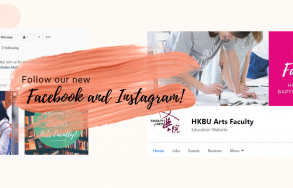 Arts Faculty's Facebook and Instagram are now launched!
