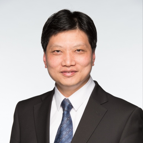 POON PO CHIU, Principal of Ju Ching Chu Secondary School (Yuen Long)
